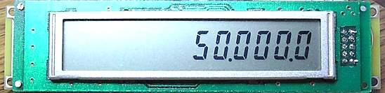 50.000 MHz Operation