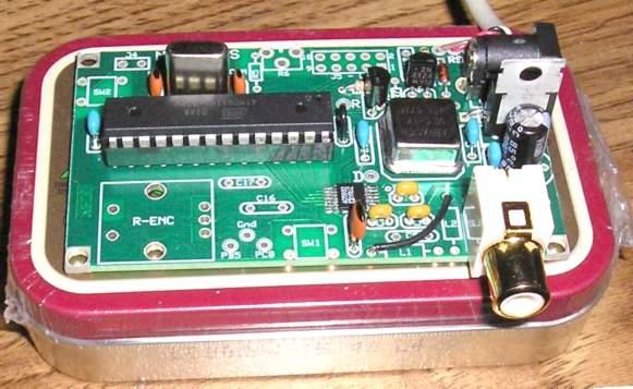 RS-232 version