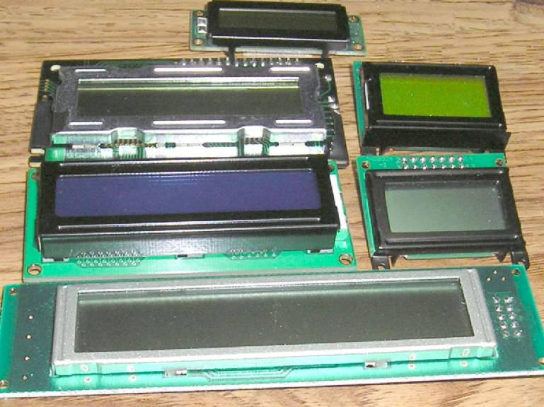 LCd options